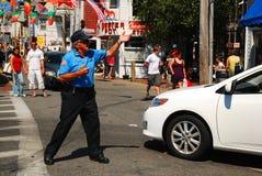 Trafiksnut, Provincetown Fotografering för Bildbyråer