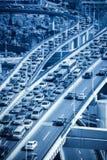 Trafikstockningar Arkivfoton
