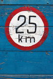 Trafiktecken Royaltyfri Bild
