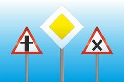 Trafiktecken Royaltyfri Fotografi