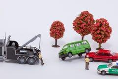 trafiktransport Arkivbilder