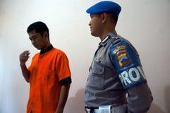 Trafiquants des narcotiques Photo libre de droits