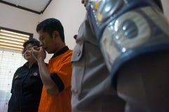 Trafiquants des narcotiques Images libres de droits