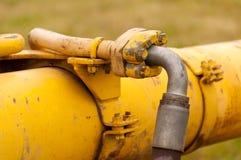 trafny hydrauliczny Obraz Stock