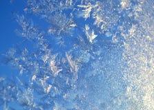 Trafori dal gelo Immagine Stock Libera da Diritti