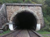 Traforo ferroviario Immagine Stock Libera da Diritti