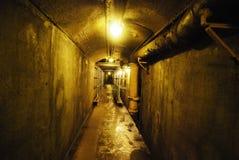 Traforo sotterraneo di Loma delle case Immagine Stock