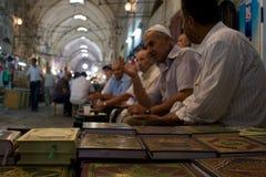 Traforo in vecchia città, Gerusalemme, Israele Fotografie Stock