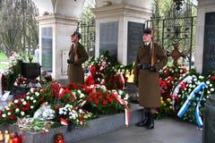 Tragédia nacional 2010 Fotografia de Stock Royalty Free