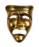 tragédie de masque Photos stock
