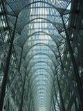 Tragaluz azul en Toronto Imagen de archivo