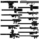 Tragbare Luftverteidigungssysteme Lizenzfreies Stockbild