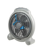 Tragbarer elektrischer Ventilator Lizenzfreies Stockfoto