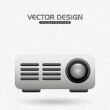 Tragbares Technologiedesign Lizenzfreies Stockbild