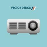Tragbares Technologiedesign Lizenzfreie Stockfotografie