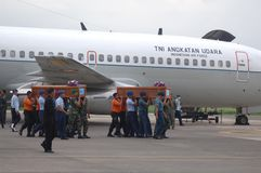 TRAGEDY OF AIRASIA QZ8501 Royalty Free Stock Photo