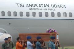 TRAGEDY OF AIRASIA QZ8501 Stock Image