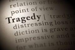 Tragedy Stock Image