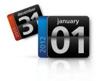 Tragen Sie trennte 2011-2012 ein Stockfoto