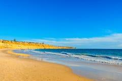 Tragen Sie Willunga-Strand an einem Tag, Adelaide Stockfotos
