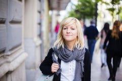 Städtisches Porträt Lizenzfreie Stockfotografie