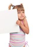 Tragender Badeanzug des Mädchens Lizenzfreie Stockbilder