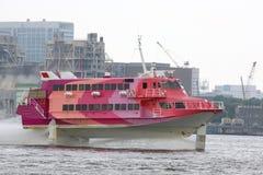 Traghetto ad alta velocità Fotografia Stock
