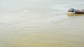 Traghetto in Cambogia archivi video