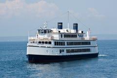 Traghetto del Argosy a Seattle Immagine Stock Libera da Diritti