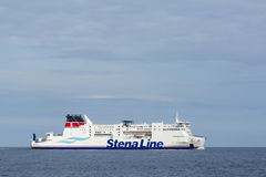 Traghetto del ms Skåne Immagini Stock Libere da Diritti