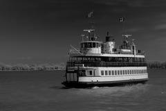 Traghetto dell'isola di Toronto immagini stock libere da diritti