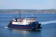 Traghetto della Terranova fotografie stock libere da diritti
