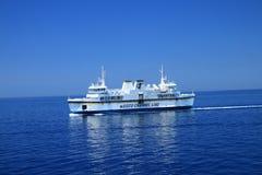 Traghetto di Gozo Fotografia Stock