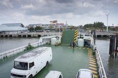 Traghetto di Langkawi Immagine Stock Libera da Diritti