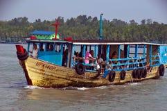 Traghetto di legno 1 Fotografia Stock