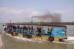 Traghetto di legno 2 Fotografie Stock