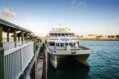 Traghetto di libertà delle yankee - Key West, FL Fotografia Stock