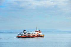 Traghetto di Lisbona, Portogallo Fotografia Stock