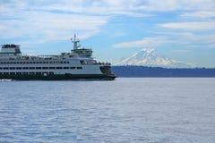 Traghetto di nord-ovest Fotografia Stock Libera da Diritti