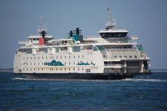 Traghetto di Texel Fotografia Stock Libera da Diritti