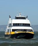 Traghetto a San Francisco immagini stock