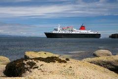 Traghetto scozzese Fotografie Stock