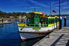 Traghetto storico Fotografia Stock