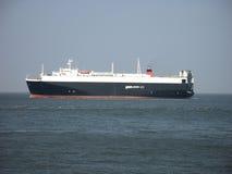Traghetto sul Mare del Nord Immagini Stock