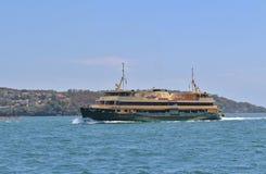 Traghetto a Sydney Immagini Stock