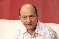 Traian Basescu Stock Photos