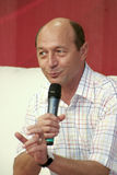 Traian Basescu Stock Images