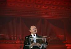 Traian Basescu Royalty-vrije Stock Foto's