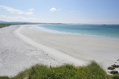 Traigh Hornais Beach Royalty Free Stock Photos