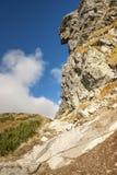 Trail from Kasprowy Wierch to Czerwone Wierchy - T Royalty Free Stock Photography